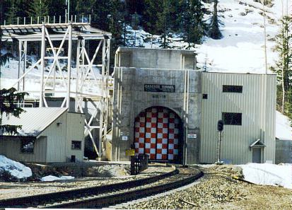 Cascade Tunnel 15