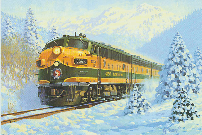 GNRHS : Empire Builder