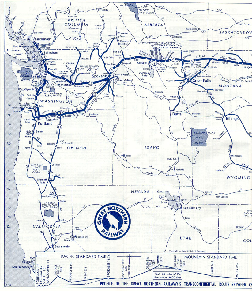 Map Portland To Seattle MAP